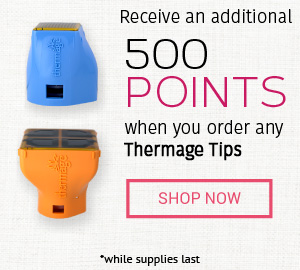 Earn 500 points on Thermage Tips