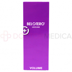BELOTERO® VOLUME w/ Lidocaine 1mL 2 pre-filled syringes