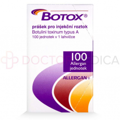BOTOX® 100 Units In Czech 100U 1 vial