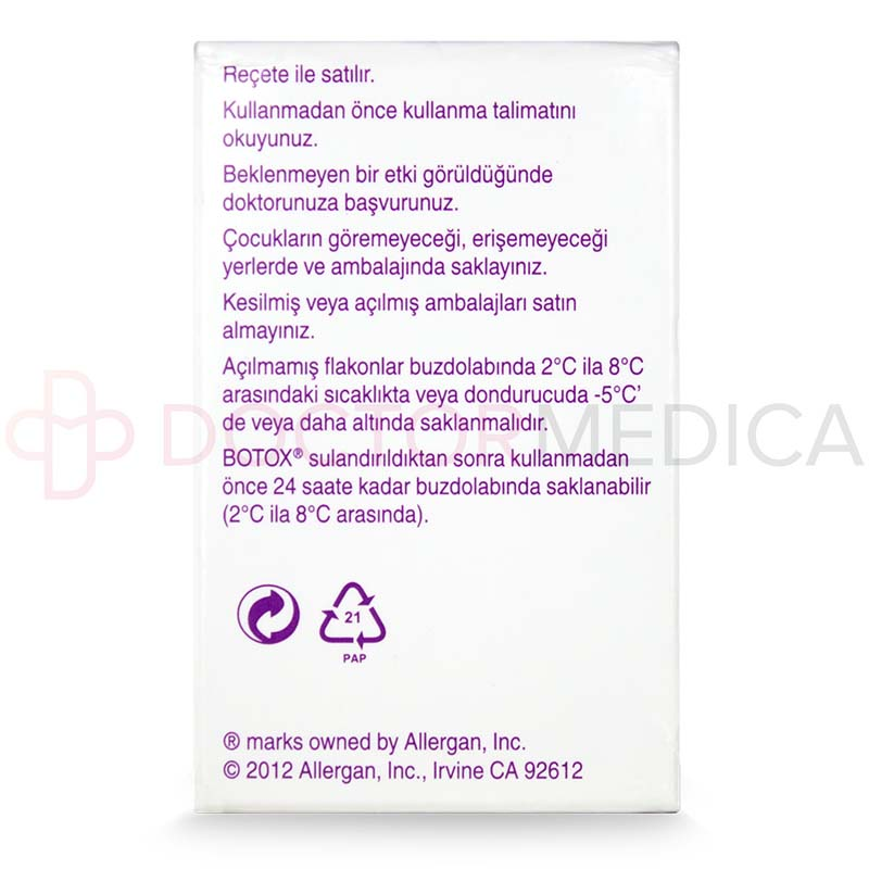Buy Botox Vials In Polish, Italian, French & More Languages Here