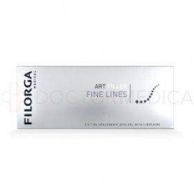 Image of FILORGA ART FILLER FINE LINES with Lidocaine you can buy here