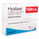 Picture of HYALASE® 1500 IU front and side