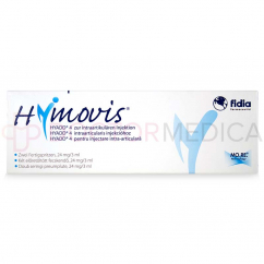 HYMOVIS® GERMAN 24mg/3ml 2-3ml prefilled syringes