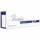 Image shows side view of RESTYLANE® 1 ml with Lidocaine box