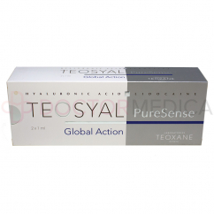 Image of TEOSYAL® PURESENSE GLOBAL ACTION 1mL 2 pre-filled syringes you can buy here