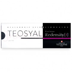 TEOSYAL® PURESENSE REDENSITY I 1mL 2 syringes