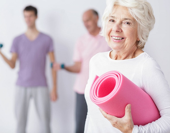 Exercise has a positive impact on health and longevity