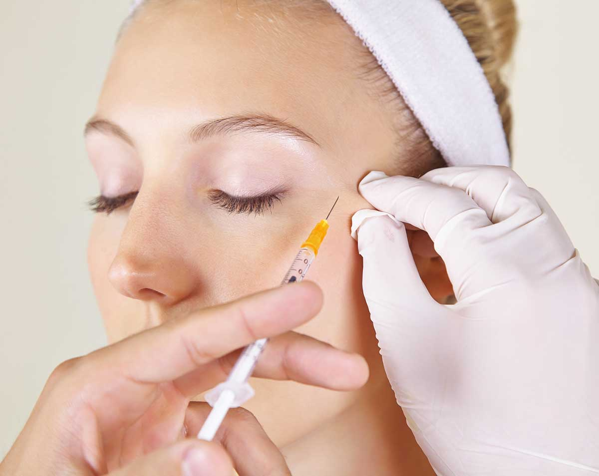 Botox Crows Feet Explained - Why Is It So Popular