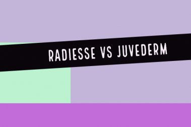 Radiesse vs Juvederm: 5 minute Read