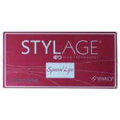 STYLAGE® SPECIAL LIPS w/Lidocaine 18.5mg/ml, 3mg/ml 1-1ml prefilled syringe