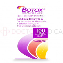 Image of BOTOX® 100 Units in English for USA UK Canada Australia