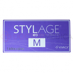 STYLAGE® M w/Lidocaine 20mg/ml, 3mg/ml 2-1ml prefilled syringes