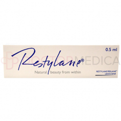 RESTYLANE® PERLANE® .5ml w/ Lidocaine .5ml 1 pre-filled syringe