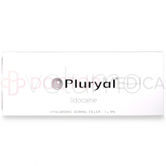 PLURYAL® VOLUME with Lidocaine 23mg/ml, 3mg/ml 1-1ml prefilled syringe
