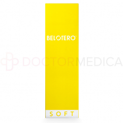 BELOTERO® SOFT 1ml 1 pre-filled syringe