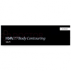 HYACORP BODY CONTOURING MLF1 10mL 1 pre-filled syringe